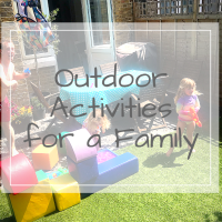 5 Outdoor Activities for Families