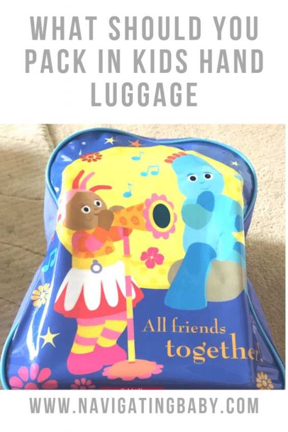 hand luggage for kids