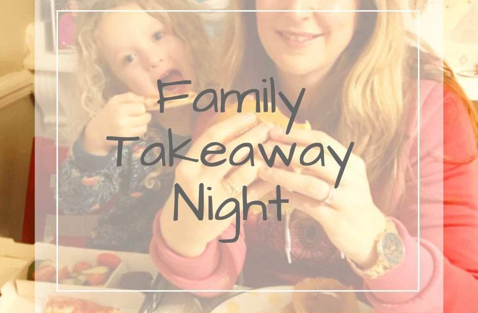 Family Takeaway Night