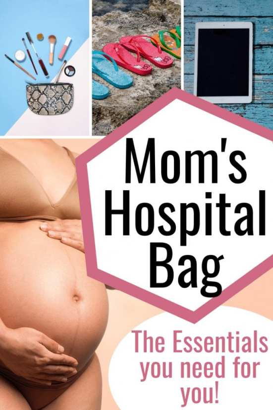 Mum's Hospital Bag Checklist