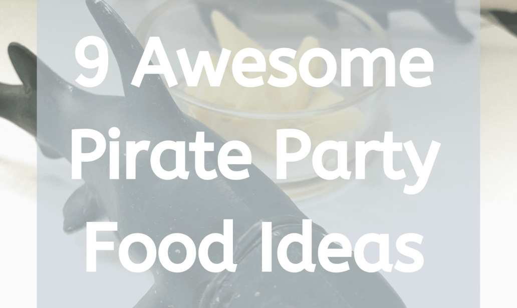 pirate food ideas