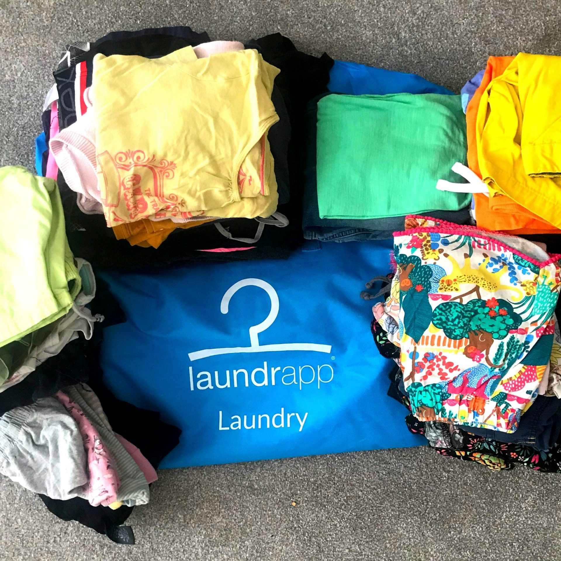 creating me time with laundry done by laundrapp
