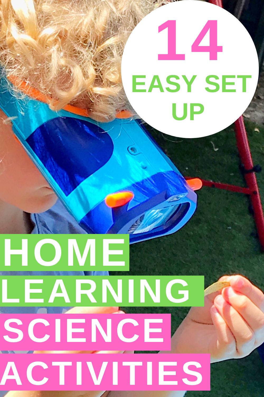 Science week for kids