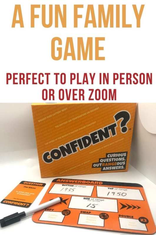 Confident Game Review
