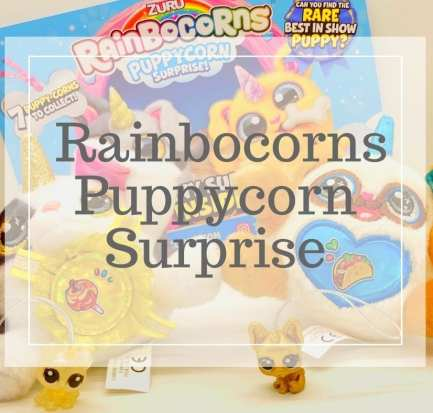 Rainbocorns Puppycorn