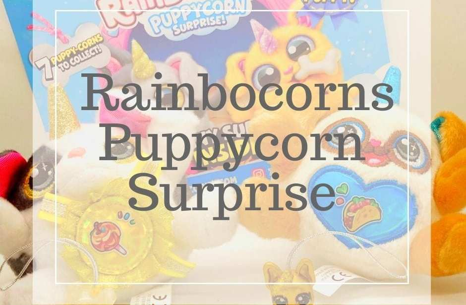 Rainbocorns Puppycorn