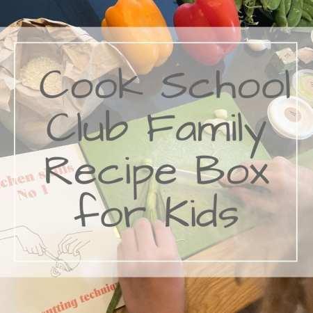 Family recipe box