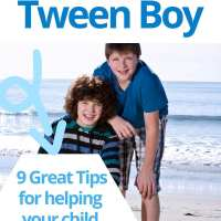Parenting a Tween Boy