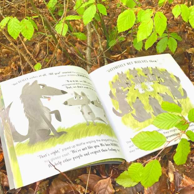 Wild childrens books
