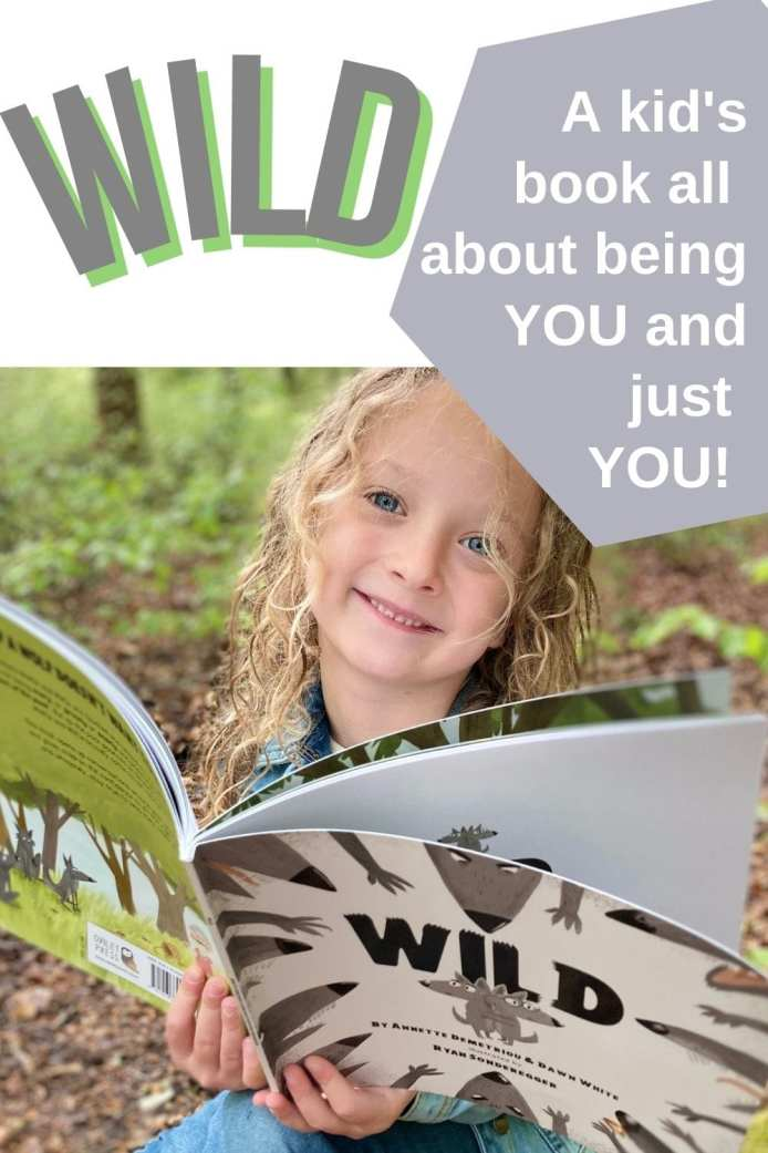 Wild Children's book Review