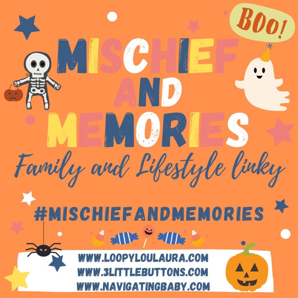 Halloween Mischief and Memories