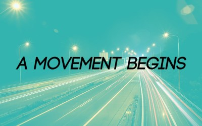 A Movement Begins