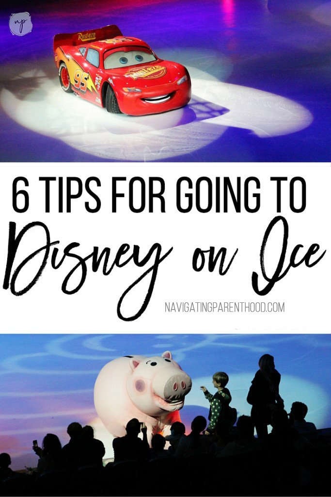 Great tips for going to Disney on Ice!