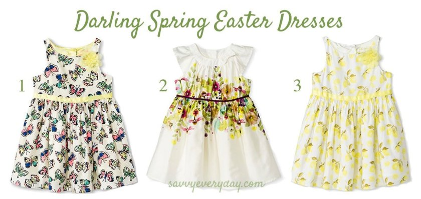 darling spring Easter dresses NEW