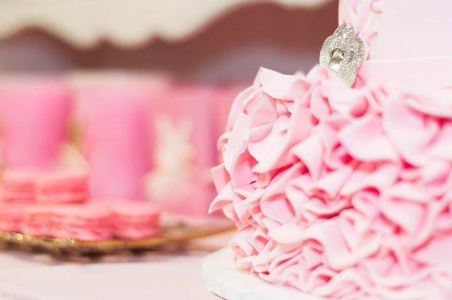 details of cake