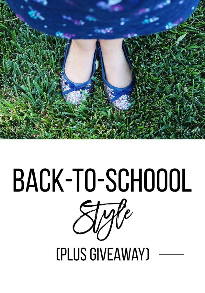 back-to-school style plus giveaway