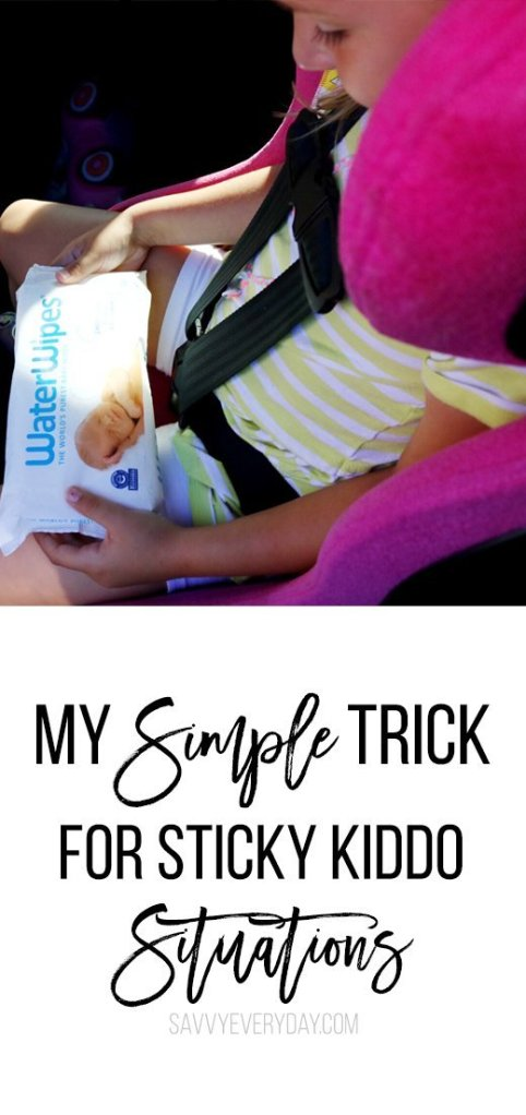 My SImple Trick For Sticky Kiddo Situations