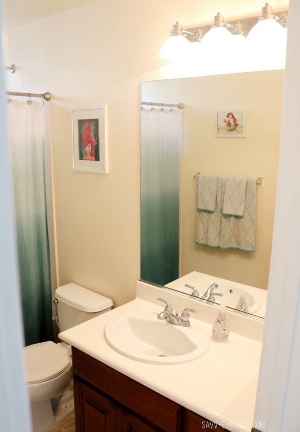 larger view of bathroom