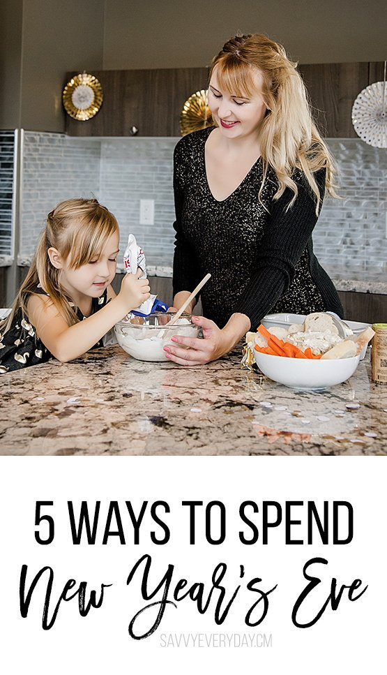 5 Ways to Spend New Year's Eve: For Parents