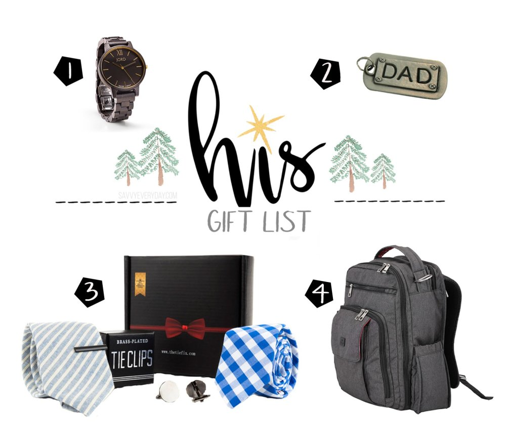 His Gift List