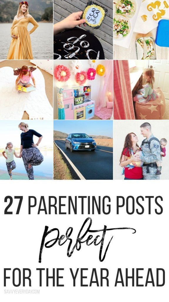 27 Parenting Posts Perfect For the Year Ahead