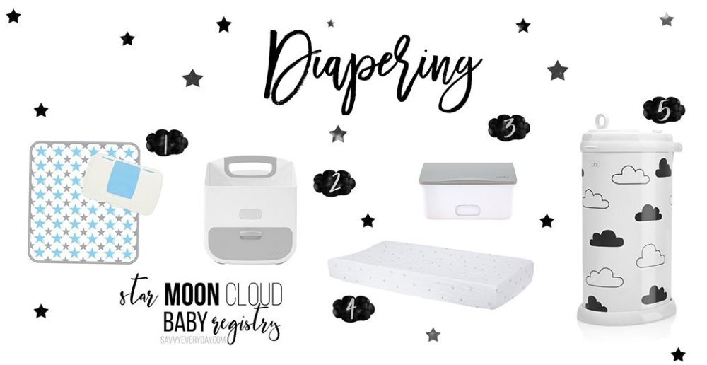 Star Registry Diapering List