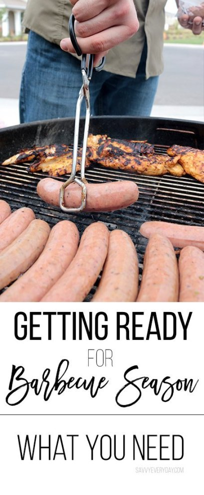 Getting Ready For Barbecue Season- What You Need