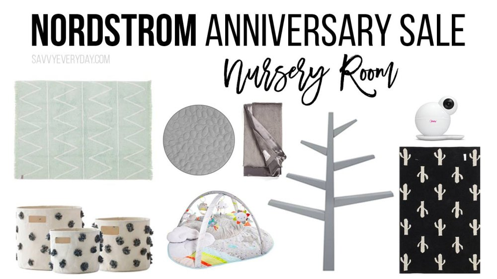 Nordstrom Anniversary Sale Nursery Room Items