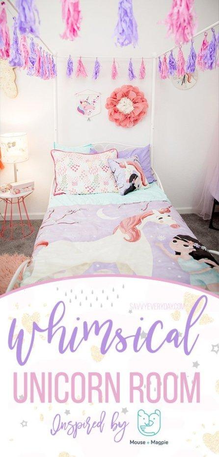 Whimsical Unicorn Room