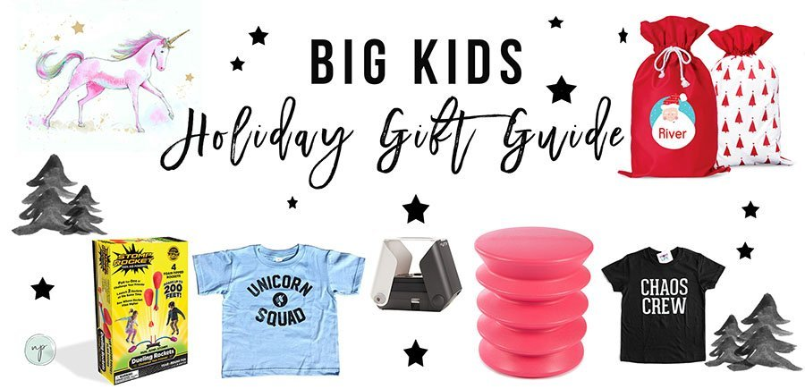 Big Kid holiday gift guide