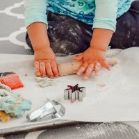 How to Host a Stress-Free Messy Playdate