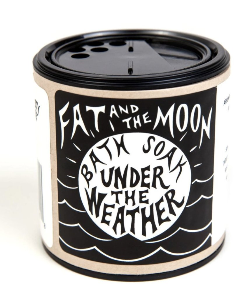 Under the Weather Bath Soak by Fat and the Moon