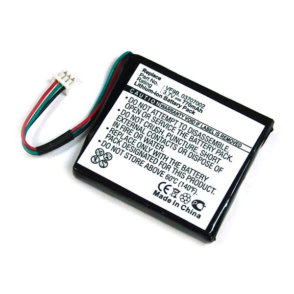 Batterie pour TomTom Start 25