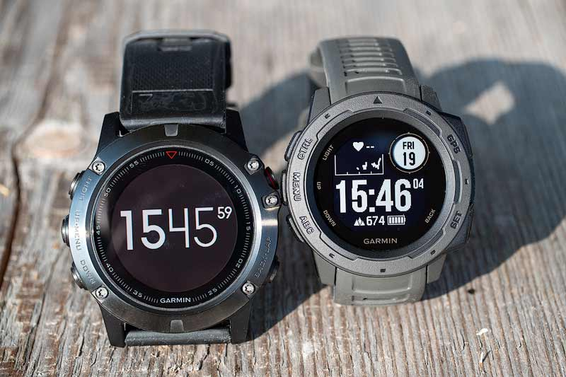 Garmin Instinct Gps Accuracy Review Garmin S Latest
