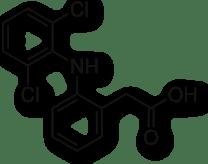 In welchen Präparaten ist Diclofenac enthalten?