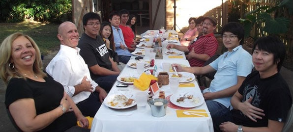 More Than a Meal: Spending Thanksgiving with International Students