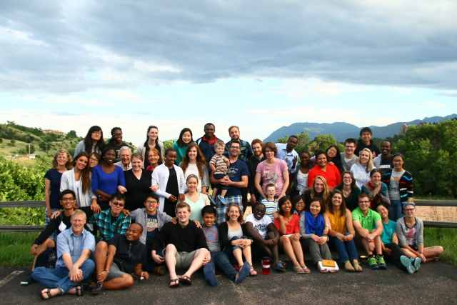 Ninety-Six Beautiful Feet: Experiencing the Global Student Program