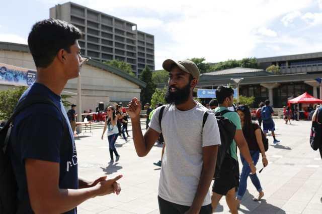 Encountering Jesus on Campus