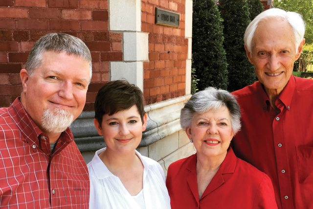 The Heart of Discipleship: Spiritual Generations Take Root in College