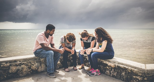 Persevering Prayer Reveals God's Generosity | Doug Nuenke | iEdgers engage in ministry in and around the UASD in Santo Domingo, Dominican Republic