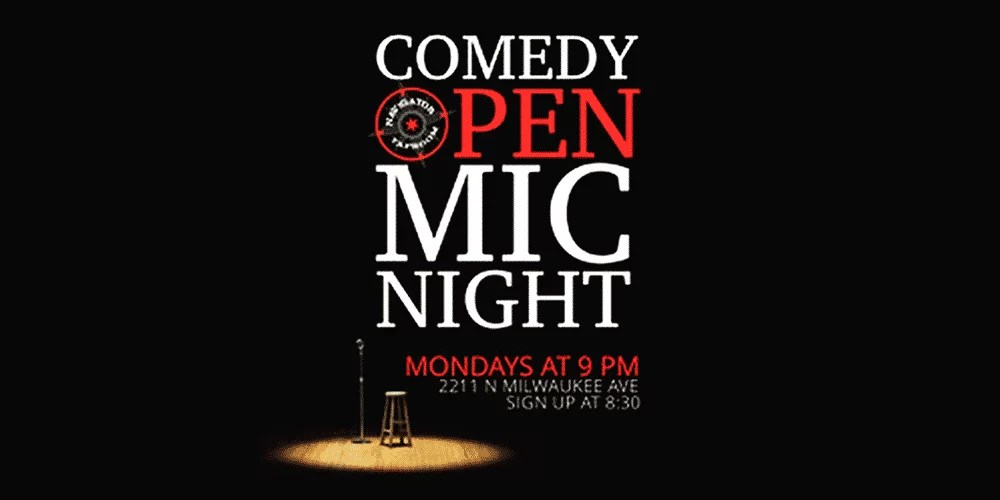 Logan Square Open Mic Night