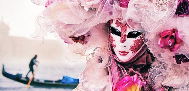 Mini tour al vivace ed allegro Carnevale di Venezia