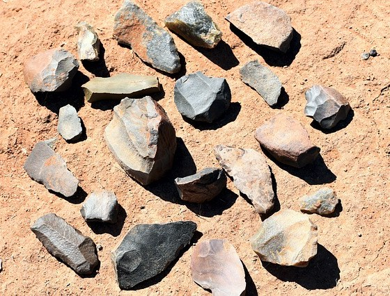 Stone Knives and Bear Skins