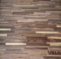 Solid Wood Panel----Black walnut | Navilla Wall Panel