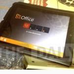 Office para el iPad