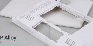 Paper PP Alloy, un material derivado del papel.