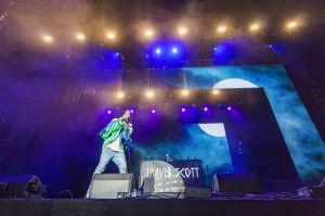 Travis Scott Singer Rapper Musician