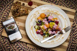 Salad honey share social