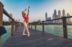 Ballerina dancer ballet artist