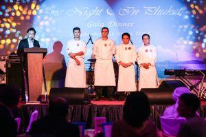 Corporate event thai